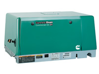 Cummins Onan 6.5HGJAE-2145 LP Commercial Mobile Generator
